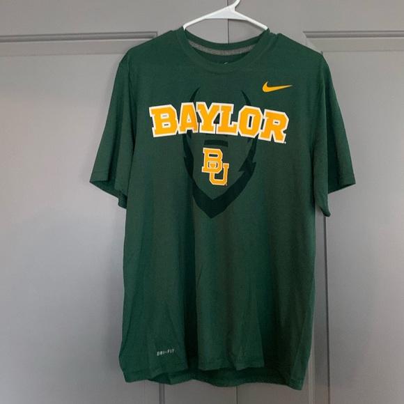 wholesale dealer 37e50 39894 Men's Nike Baylor Football Shirt